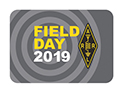 Field Day Sticker (2019)