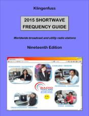 2015 Shortwave Frequency Guide (Klingenfuss)
