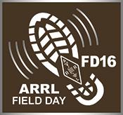 Field Day Pin (2016)