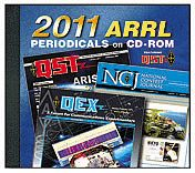 ARRL Periodicals CD-ROM 2011