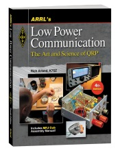 ARRL&#039;s Low Power Communication with 40-meter CW Cub Transceiver Kit