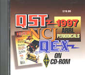 ARRL Periodicals CD-ROM 1997