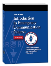 The ARRL Introduction to Emergency Communication Course
