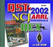 ARRL Periodicals CD-ROM 2002