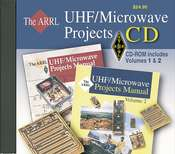 The ARRL UHF/Microwave Projects CD