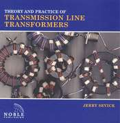 Theory and Practice of Transmission Line Transformers CD-ROM