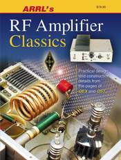ARRL&#039;s RF Amplifier Classics
