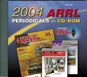 ARRL Periodicals CD-ROM 2004
