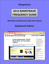 2014 Shortwave Frequency Guide (Klingenfuss)