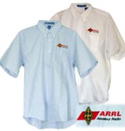 Short Sleeve Oxford (Barker Specialty)