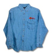 Denim Shirt (Barker Specialty)