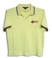 Ladies Yellow Polo (Barker Specialty)