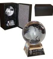 Glass World Globe (Barker Specialty)
