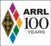 ARRL Centennial Sticker