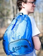 Field Day Folding Backpack