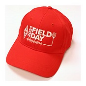 Field Day Hat Red