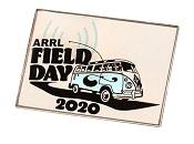 Field Day Pin (2020)