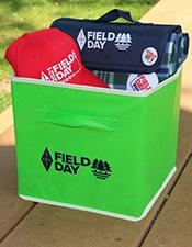 Field Day Bundle (red hat)
