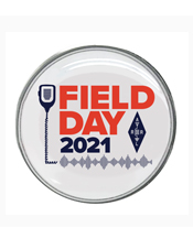 Field Day Pin