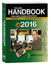 ARRL Handbook (2016 Softcover Edition)