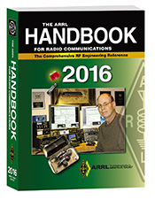 ARRL Handbook (2016 Hardcover Edition)