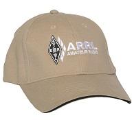 ARRL Khaki Hat