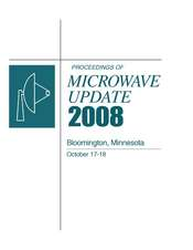 Microwave Update 2008