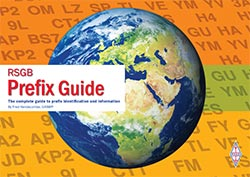 RSGB Prefix Guide 12th Edition