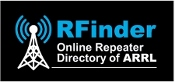 RFinder - The World Wide Repeater Directory