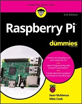 Raspberry Pi for Dummies (Wiley)