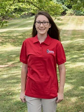 ARRL Polo Shirt Red (Ladies)