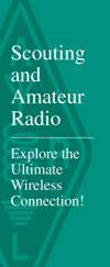 Scouting and Amateur Radio leaflet (pack of 25)