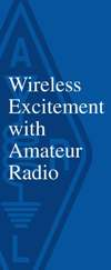 Wireless Excitement Amateur Radio leaflet (pack of 25)