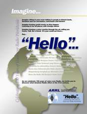 Hello brochure (pack of 25)