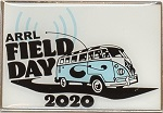 Field Day Pin (2020)