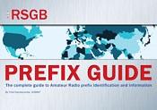 RSGB Prefix Guide 13th Edition