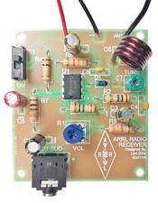 ARRL's Introduction to Radio Receiver Kit