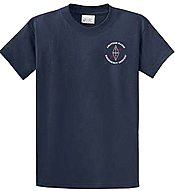 ARES T-Shirt Navy