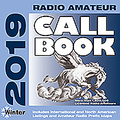 Radio Amateur Callbook CD-ROM (Winter 2019)