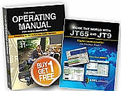 ARRL Operating Manual & Work the World with JT65 and JT9