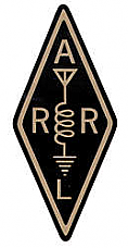 ARRL Diamond Membership Sticker