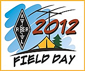 Field Day Pin (2012)