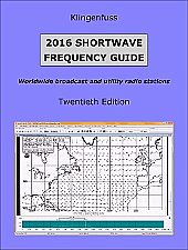 2016 Shortwave Frequency Guide (Klingenfuss)