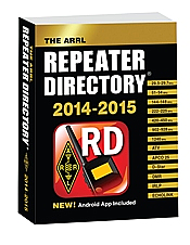 The ARRL Repeater Directory 2014-2015 (Pocket-sized Edition)