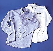 ARRL Oxford Long Sleeve Blue