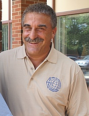 Stone Globe Polo Shirt