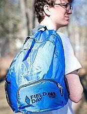 Field Day Folding Backpack