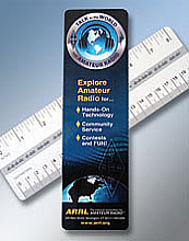 Educational Bookmark and Ruler (set of 25)