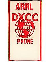 DXCC Lapel Pins