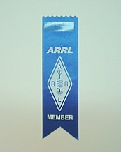 ARRL Member Ribbon (set of 25)